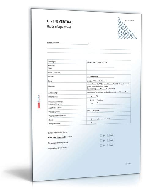 Muster Quittung Schweiz Lizenzanfrage Mit Labelcopy Muster Zum