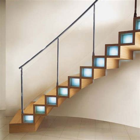 Modern Stairs Design Modern Staircase Design By Marreti Interior Fans