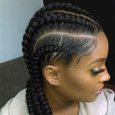 jumbo cornrow hairstyles 15 lovely ghana braids styles updos cornrows jumbo