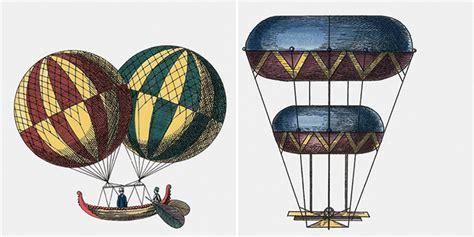 mongolfiere volanti arredare con l ironia surreale di piero fornasetti