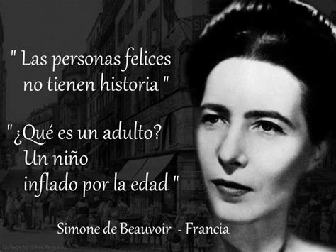 simone de beauvoir 8496976688 simone de beauvoir frases buscar con google inspiraci 243 n simone de beauvoir and
