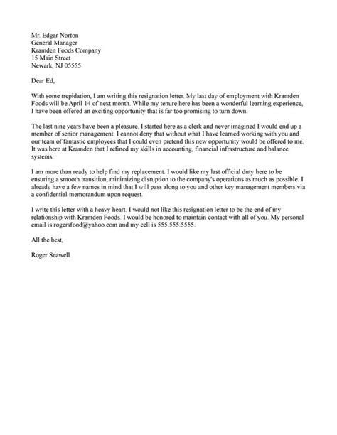 Resignation Letter Transition by Resignation Letter Help With Transition Docoments Ojazlink