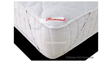 Matras Bed Olympic mattress pad matras protector springbed