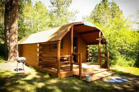 Whispering Pines Cabins by Whispering Pines Cground Black Badlands