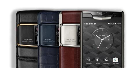 vertu phone cost vertu s handmade phone costs just 11 000