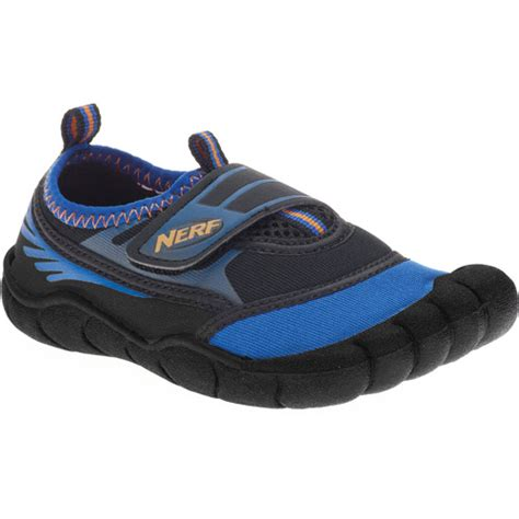 nerf toddler boys lagoon water shoes shoes walmart