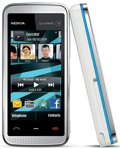 Touch Screen Nokia 5530 Express Oem nokia today introduced the nokia 5530 xpressmusic us white blue a compact xpressmusic device