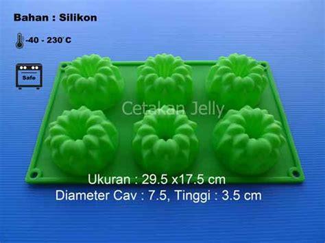 Cetakan Puding Kue Sun Flower 15 Cav cetakan silikon kue puding galaxy flute 6 cavity cetakan jelly cetakan jelly