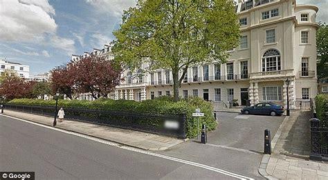Georgian Floor Plan man buys row of seven grade i listed regent s park