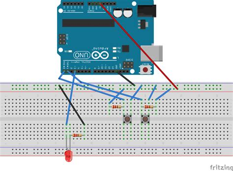 arduino pwm tutorial with led dimmer