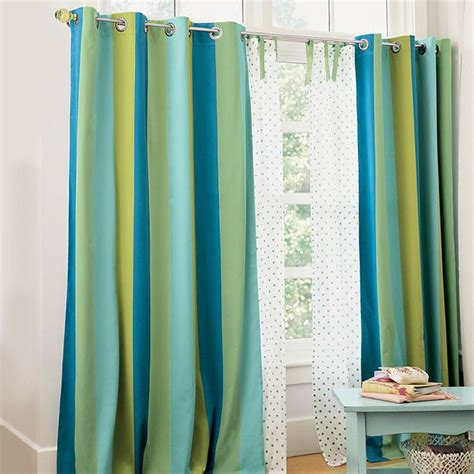 Curtains Blue Green The Combination Of Blue And Green For Every Room Interior Design Ideas And Architecture