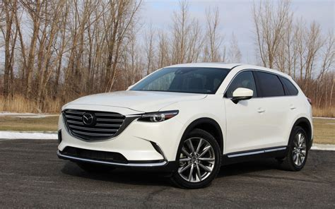 2017 Mazda Cx9 by 2017 Mazda Cx 9 Style And Agility The Car Guide
