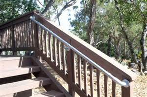 outdoor handrails handrail for outdoor stairs