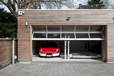 Big Garage Address by Yy Architecture Yohana Et Yoram Lipski