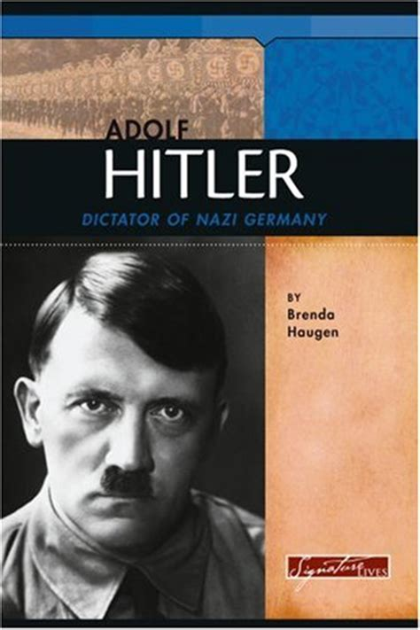 adolf hitler biography spanish adolf hitler dictator of nazi germany lexile 174 find a
