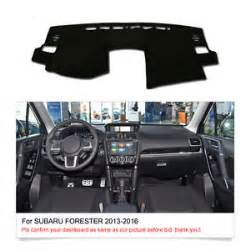 Dash Mat For Subaru Forester 2015 Dashmat Dashboard Cover For Subaru Forester 2013 2014 2015