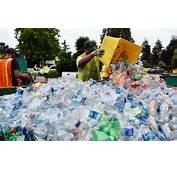 Recycling Rates Decline As California Recyclers Shutter