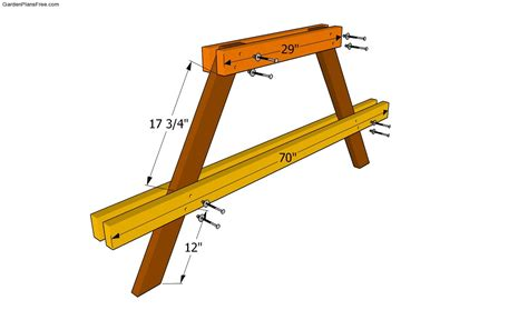 8 person picnic table plans picnic table plans free free garden plans how to build