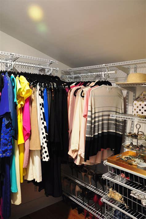diy master closet makeover   design process
