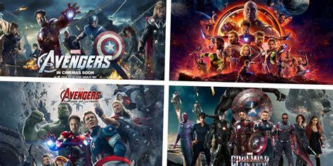 avengers movies hitting big screens gsc