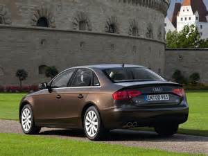 2011 audi a4 sedan b8 pictures information and specs