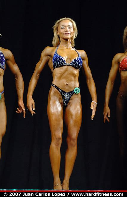 figure fitness dion blackburn twopiece 2007 emerald cup figure