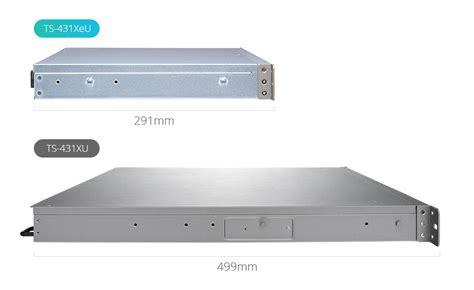 Best Qnap Ts 431xu Rp 2g 2 Bay Rackmount Nas Server External Storage qnap ts 431xeu 2g digitalsense