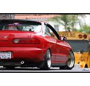 Good Stance For An Integra Rim Choices POST UP PHOTOS