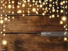 wood tree with lights wooden background with string lights vector getty images