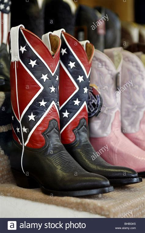 confederate flag boots confederate quot dixie quot cowboy boots shop on honky tonk row