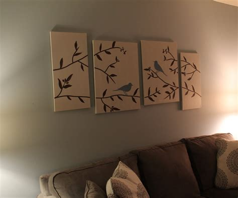 Easy Canvas Wall Ideas pool living room wall ideas and easy canvas painting