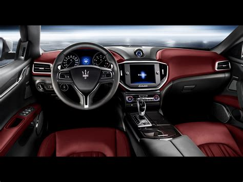 maserati interior 2015 2013 maserati ghibli static dashboard wallpapers 2013