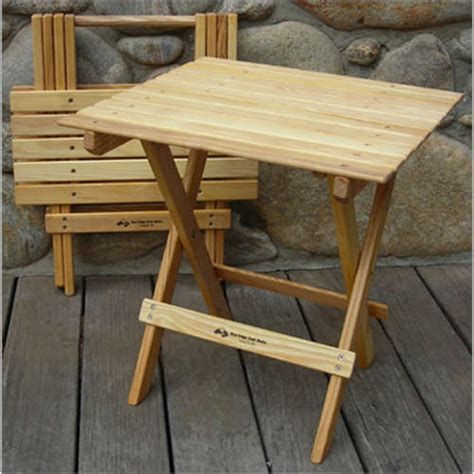 blue ridge table blue ridge wooden folding table by blue ridge chair