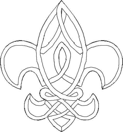 lace pattern color point lace pattern fleur de lis by eruwaedhielelleth on