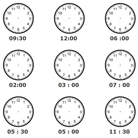 clock worksheets on the hour telling time to the hour worksheet search results