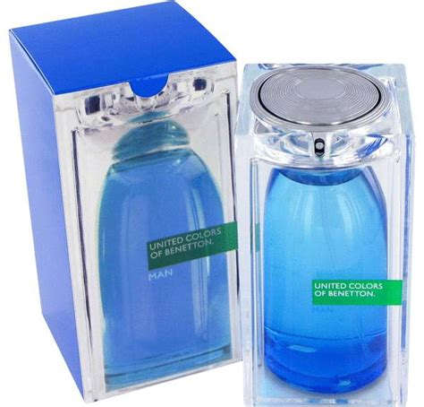 Parfum Original Benetton United Colors Blue For Edt 80ml united colors of benetton cologne for by benetton