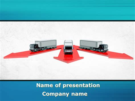 templates for logistics presentation freight car logistics presentation template for powerpoint