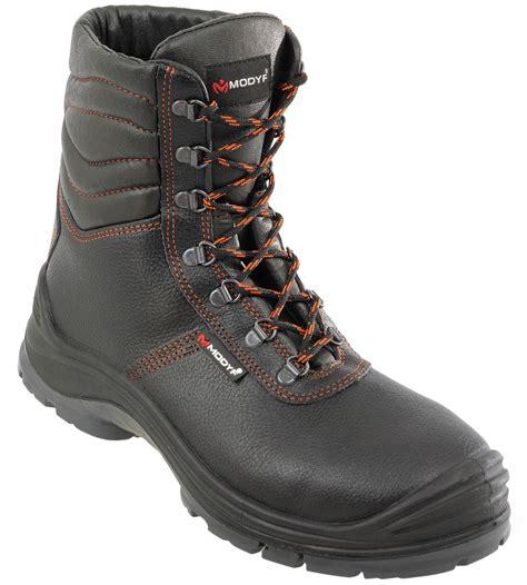 chaussures de s 233 curit 233 pour l hiver type bottines s3 src w 252 rth modyf