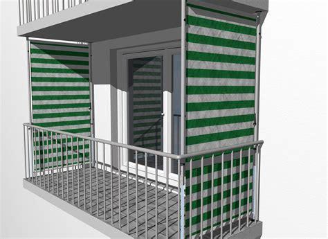 Balkon Sichtschutz Zum Klemmen by Balkon Sichtschutz Design Blockstreifen Gr 252 N Wei 223