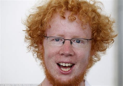 dating a hot headed man irish redhead convention sees thousands of gingers descend