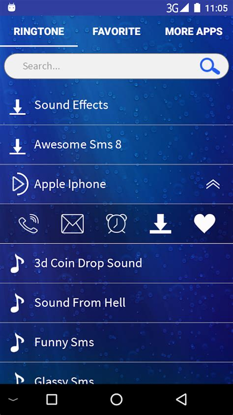 Where Android Ringtones Stored by Sms Ringtones For Android Android Apps On Play