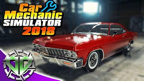 cars mechanic simulator 2018 car mechanic simulator 2018 new cars new shop changing
