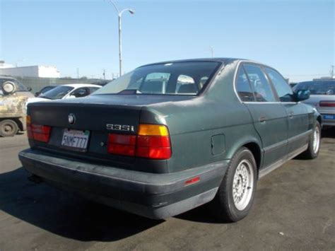 bmw 535i 1990 for sale find used 1990 bmw 535i no reserve in anaheim california