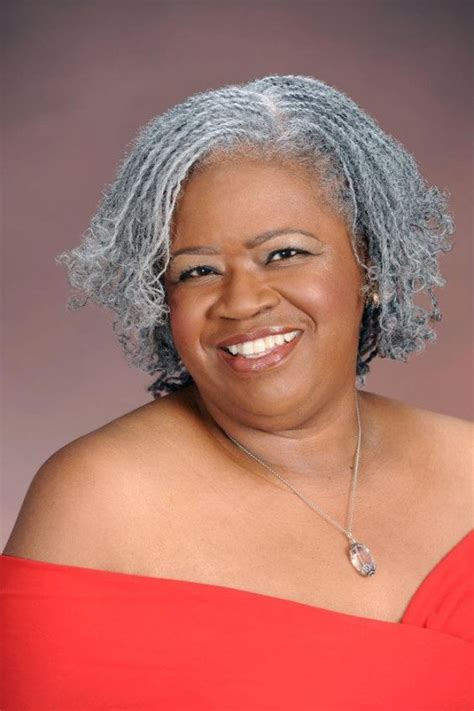african american silver hair styles natural hairstyles with gray hair black women design