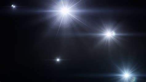 Light Flashes In lights wallpaper