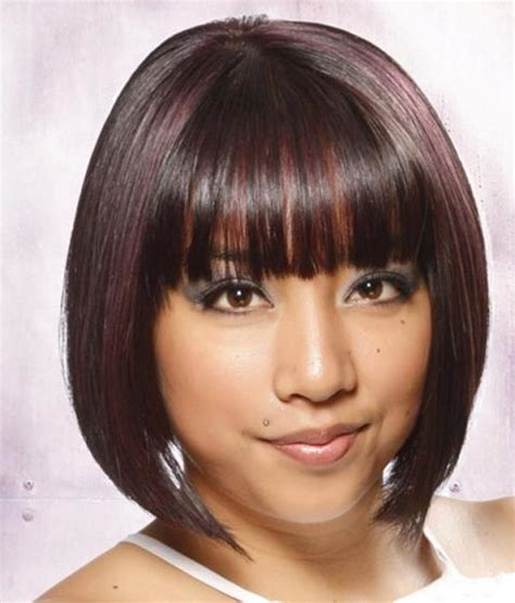 nigerian bang hairstyles 19 fine looking short hairstyles with bangs pictures and