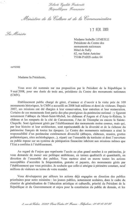 Exemple De Lettre Administrative Education Nationale Exemple Lettre Administrative