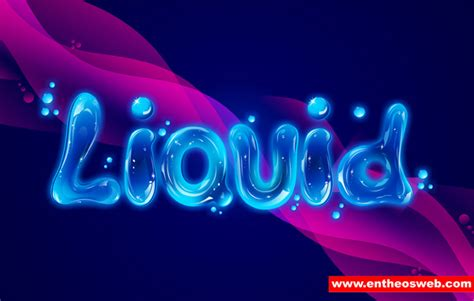 tutorial typography coreldraw create liquid text effects with coreldraw entheos
