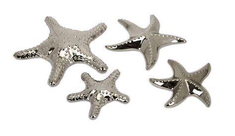 silver starfish by home element holle stewart design