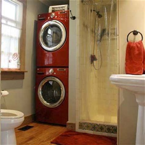 Washing Shower Curtain In Washer by Best 25 Laundry Bathroom Combo Ideas On Pinterest